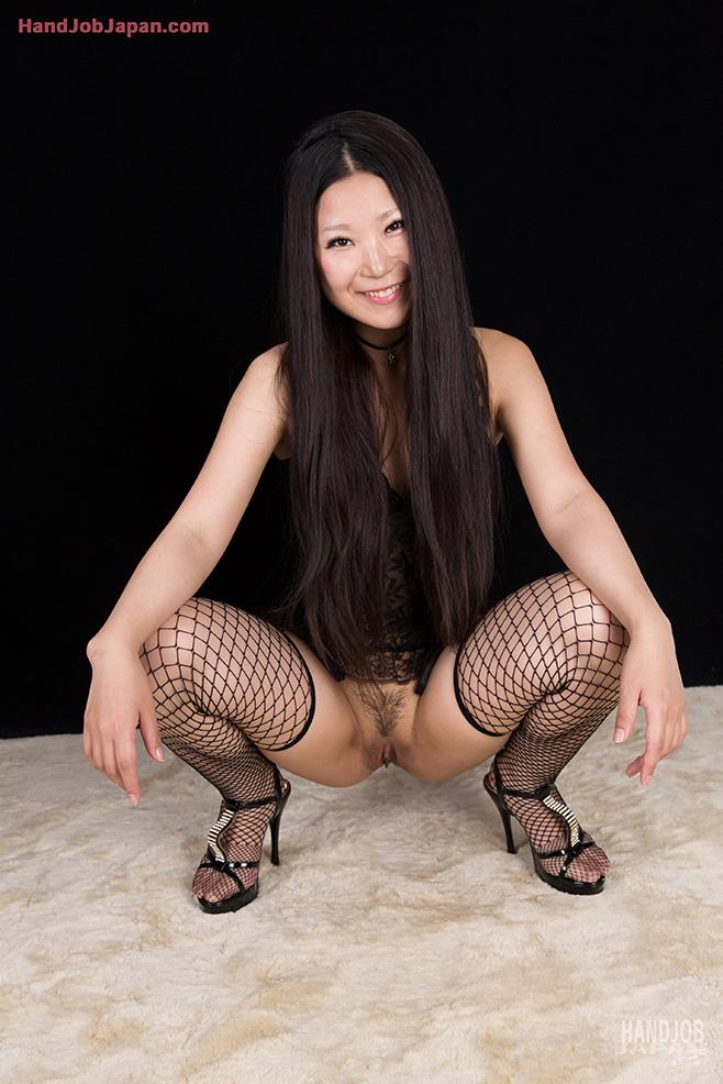 japan handjob pussy